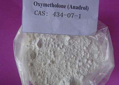 Oxymetholone afp 50mg