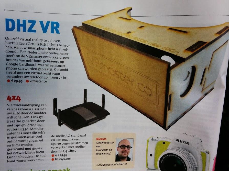 VRmaster in Computer idee