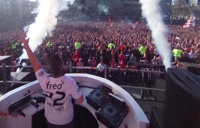 Celebrate PSV championship in virtual reality