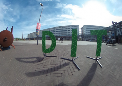 Virtual reality report DIT festival 2015