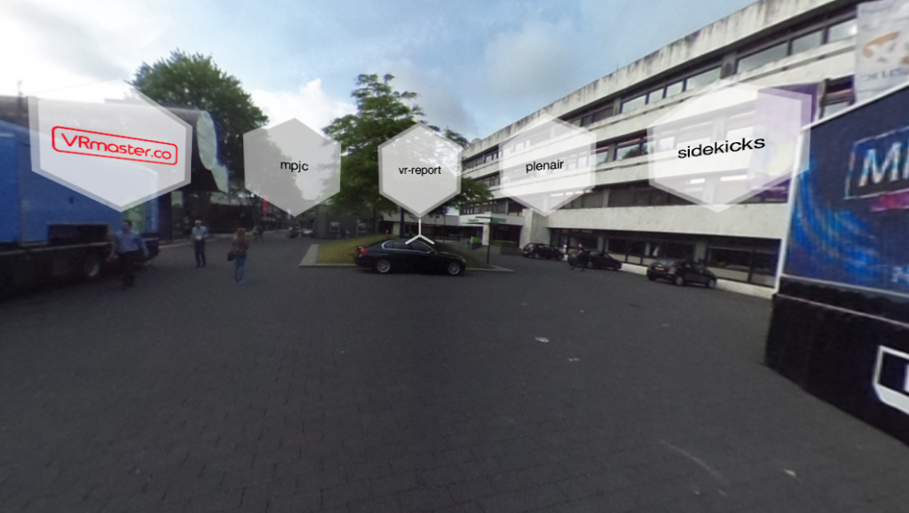 Check out Rick Nieman Stekel&Blom William Uricchio Geert-Jan Bogaerts Robert Overweg Enzo Knol in virtual reality