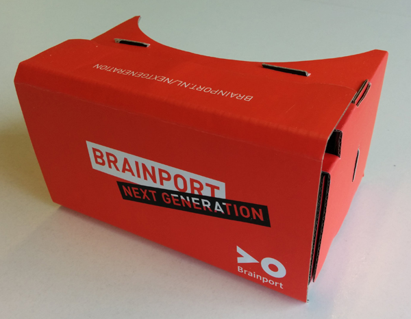 VRmaster Brainport en opening DTW
