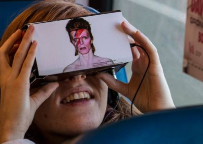 David Bowie virtual reality experience (Dutch)