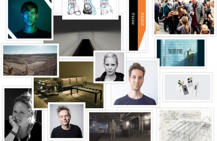 14 Dutch interactive presentations @ SXSW