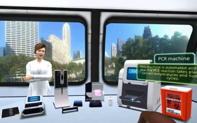Labster – Medical and Life Science Virtual Laboratories