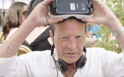 alzheimer experience in virtual reality
