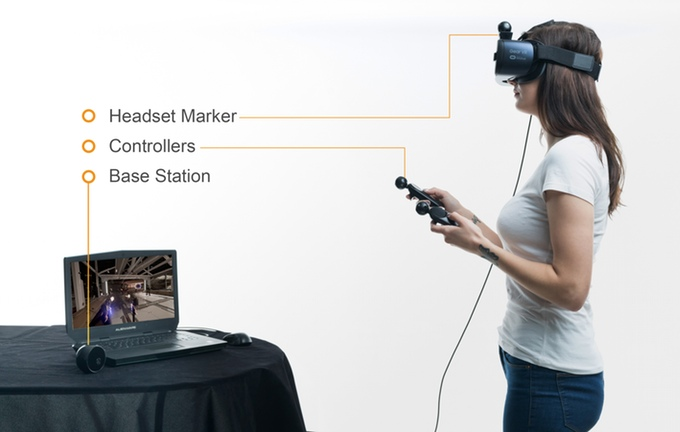 Nolo VR high end virtual reality on mobile phones