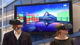 virtual reality trading app