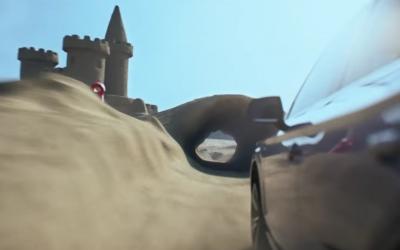 Virtual Reality sandbox race with Audi Q5