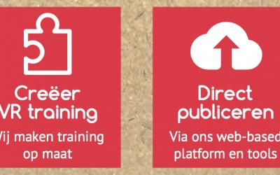 Workshop virtual reality voor training en opleiding