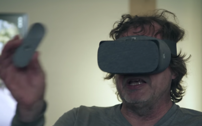 Google Daydream VR op je mobiel naar grotere hoogte