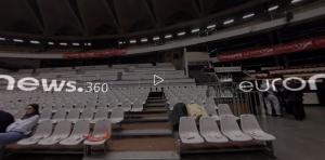 virtual reality basketball
