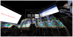 embed content in virtual reality