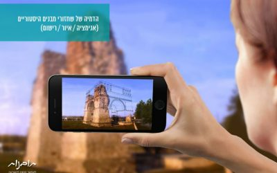 Ancient Jerusalem in Virtual Reality