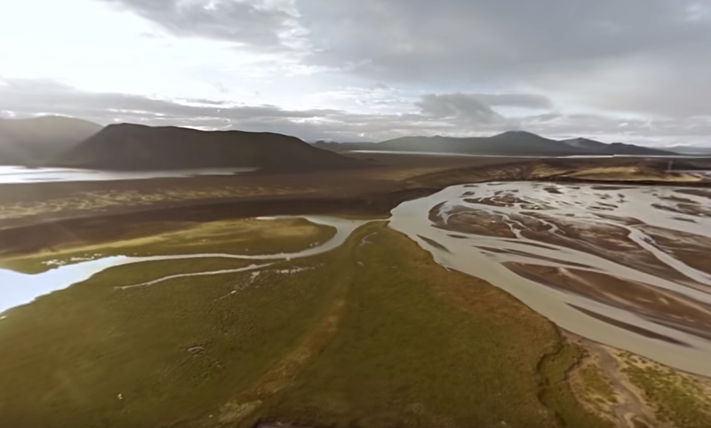 Iceland in 360° Virtual Reality video