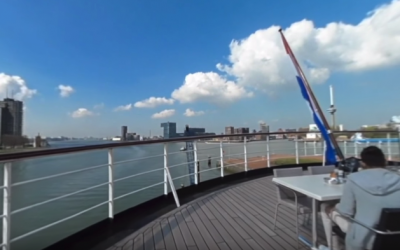 Virtual Reality tour the SS Rottterdam with UC360