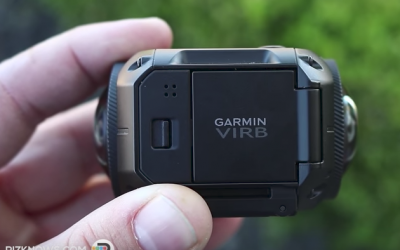 Garmin VIRB 360 new virtual reality camera in town