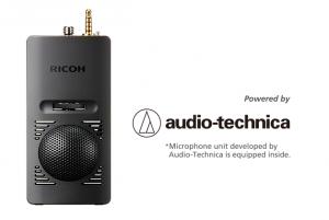 3D Microphone ricoh theta