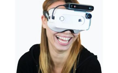 Bridge between Virtual Reality and AR wity Occipital